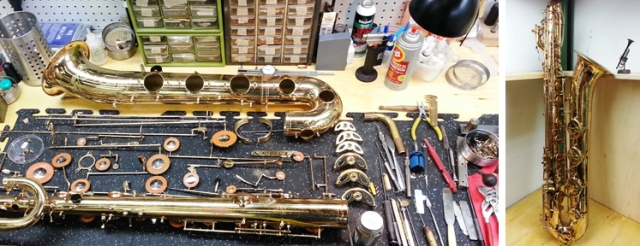 Selmer Super Action 80 Series II Baritone Sax