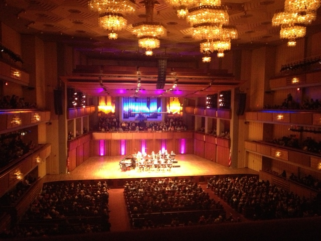 Wynton Marsalis at the Kennedy Center
