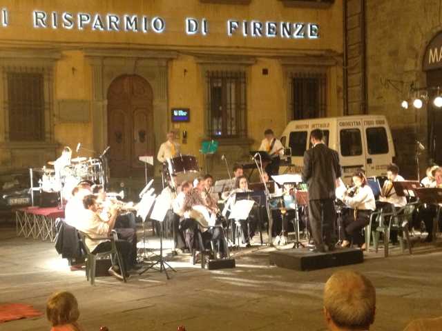 Jazz Orchestra Band in Cortona