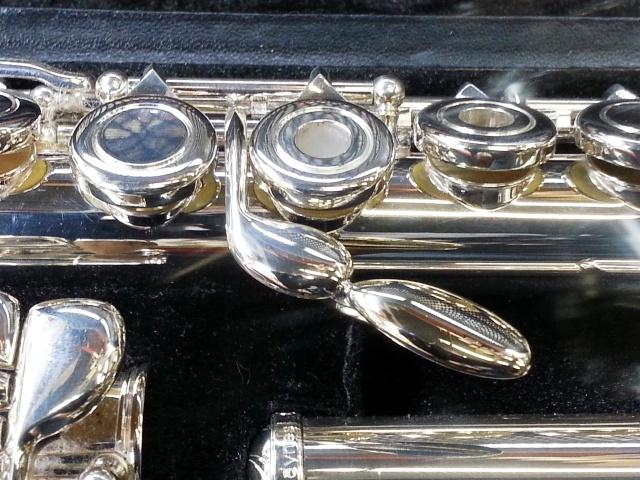 Vestus Flute G# Key Extension