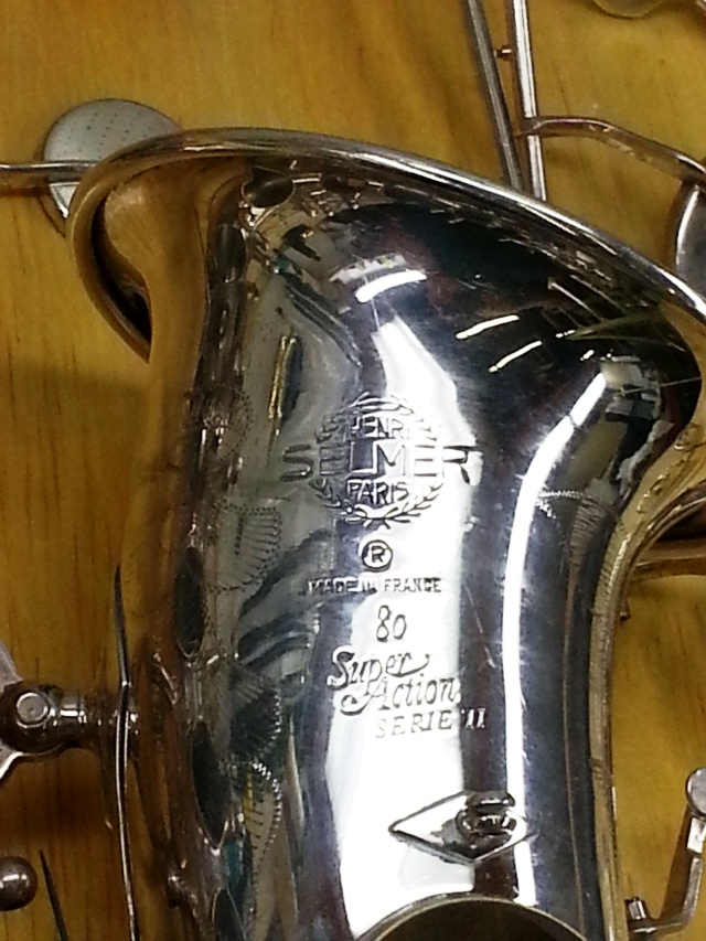 Selmer Super Action 80 Series 2 Alto Sax
