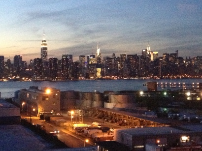 New York Skyline from Brooklyn