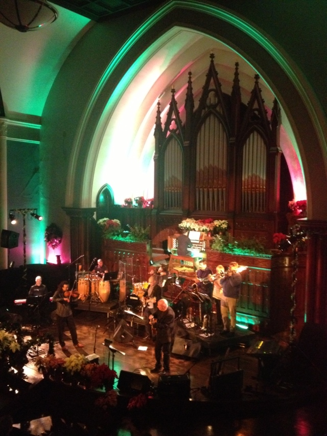 Aaron Meyer Concert
