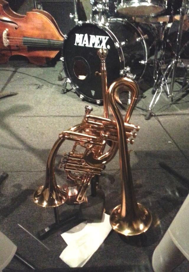 Christian Scott's Horns