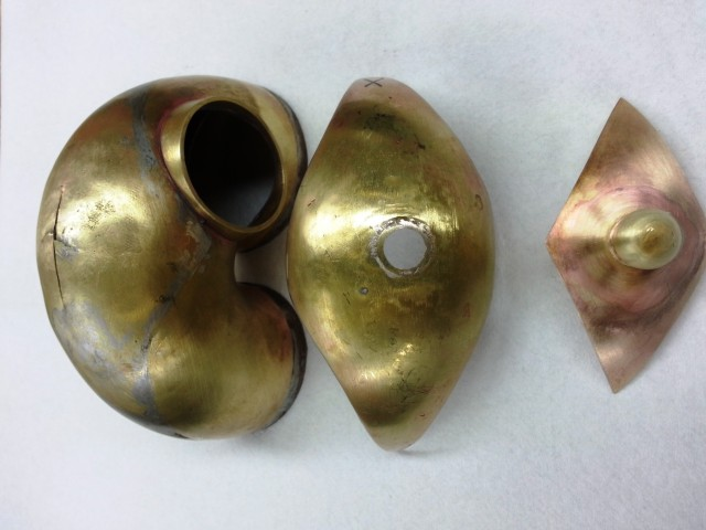 Original bow and guard with new guard diamond