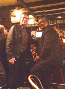 John Faddis at Blues Alley