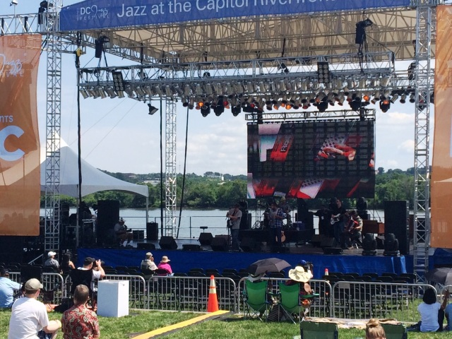 Crawdaddies at the DC Jazz Festival