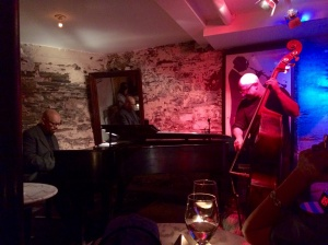 Mezzrow Duo Luis Perdomo and Ben Wolfe