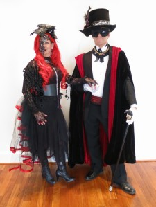 The Countess and Count of Nevermore