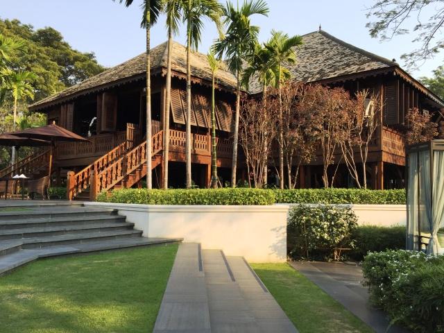 Pillars House, Chiang Mai Thailand
