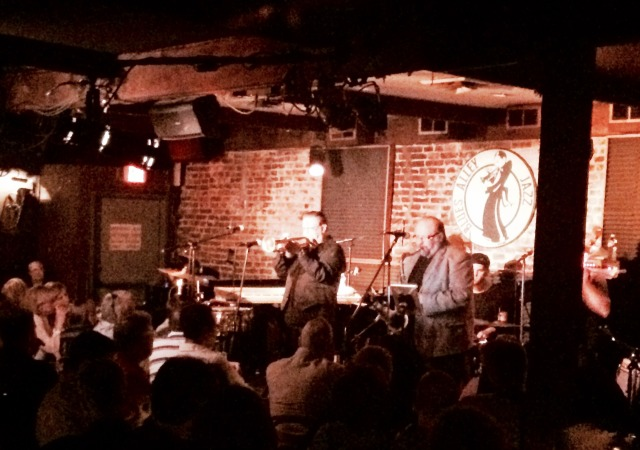 Arturo Sandoval at Blues Alley