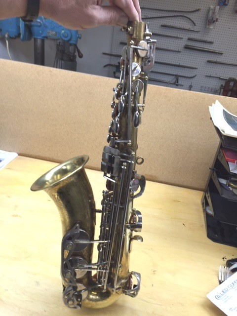 LeBlanc Rationnel Alto Saxophone