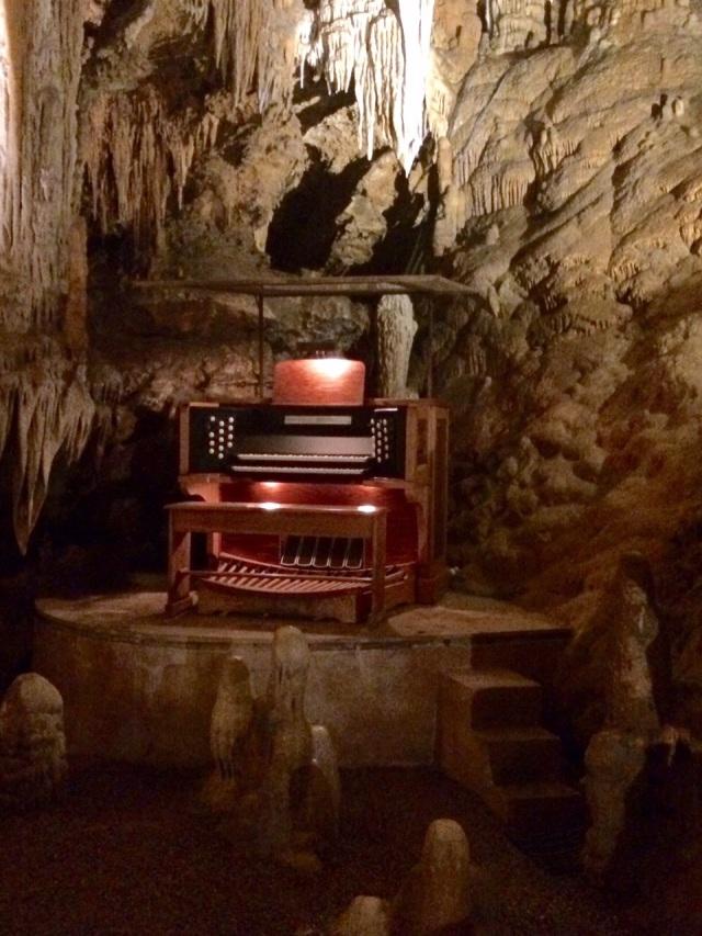 Cavern Organ