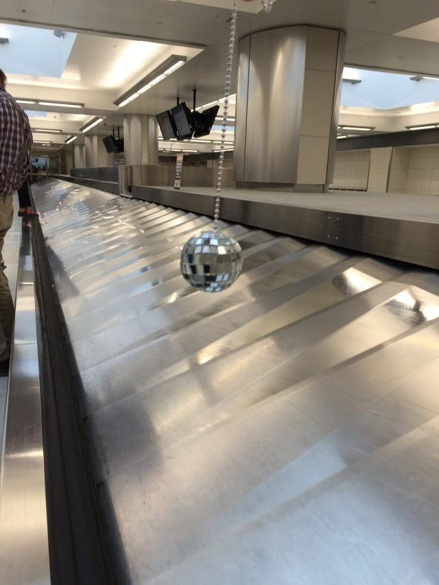 Disco baggage
