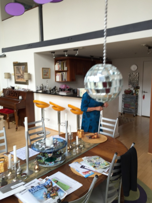 Disco home sweet home
