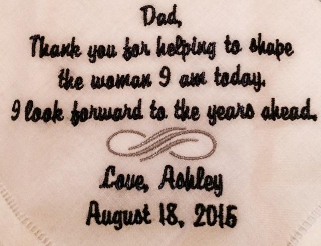 Ashley, I look forward to the years ahead, too