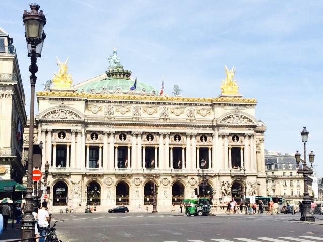 Palais Garnier: Opera nationale de Paris