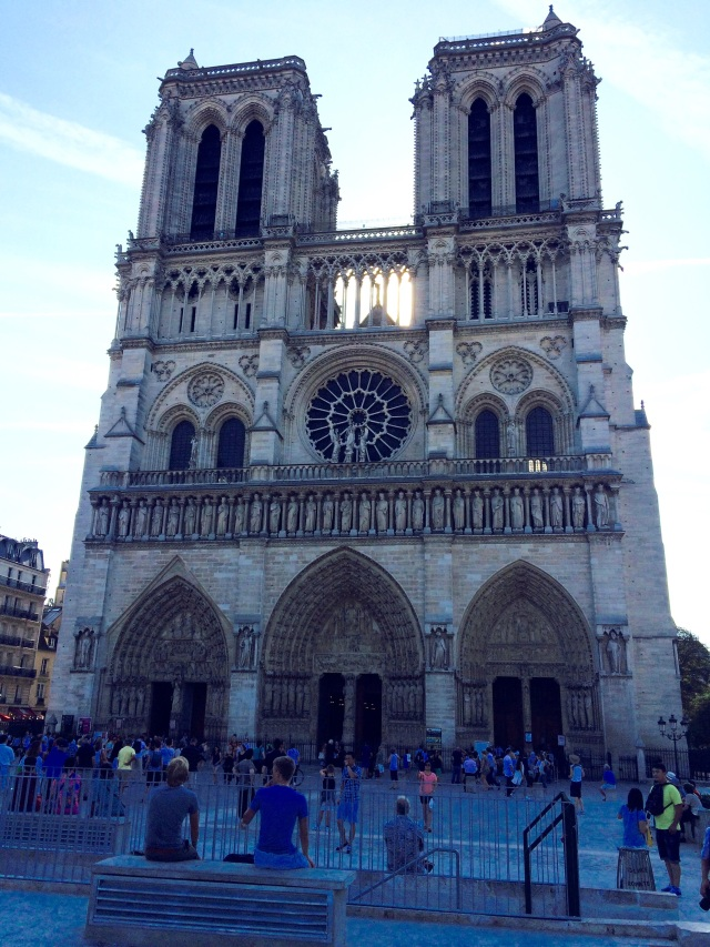The Cathedral of Notre Dame