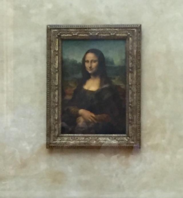 My friend, Mona