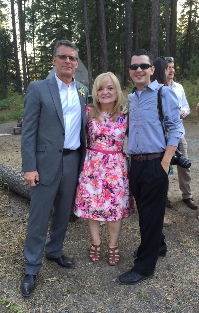 Randy, Pat and Adam