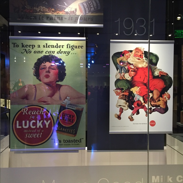 Get Thin with Lucky Strike