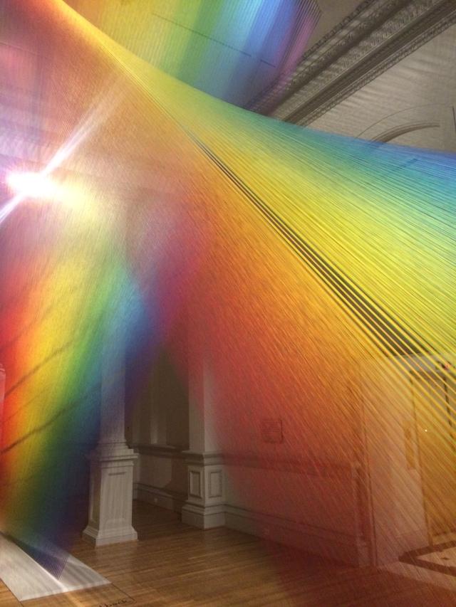 Illusionary Rainbow