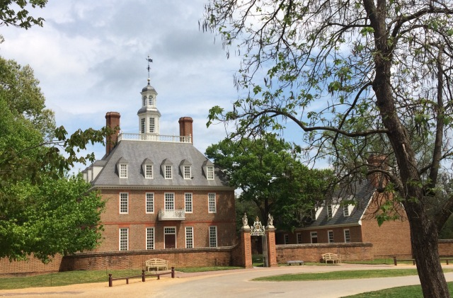 The Govenor's Palace, Williamsburg, VA