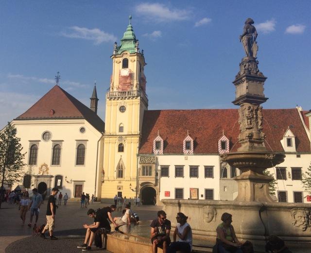 Town Hall, Bratislava