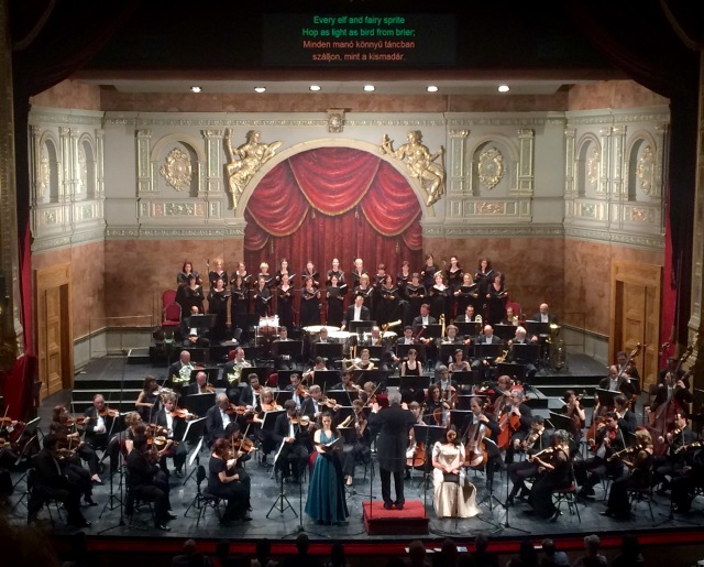 The Budapest Philharmonic