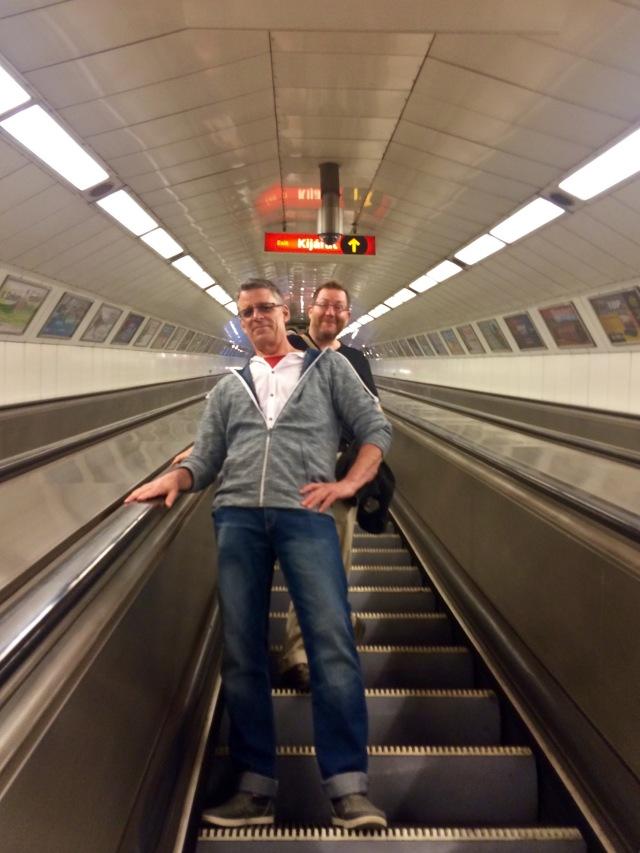 Metro boys