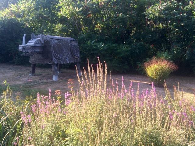 Garden Rhino