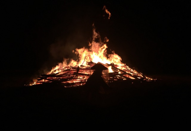 The Bonfire
