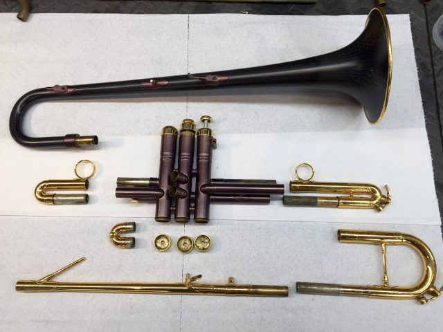 Roy;s Horn, Deconstructed
