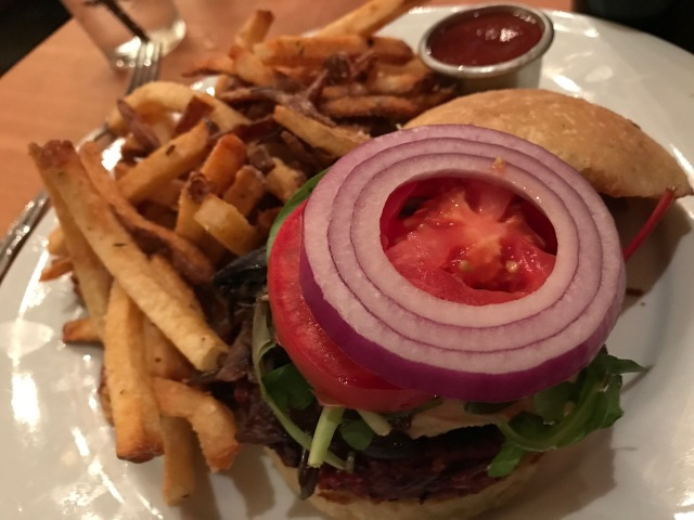 Beet Burger