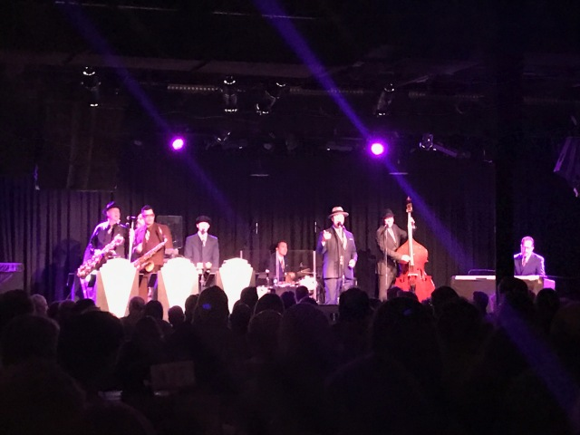 Big Daddy Voo Doo at the Birchmere